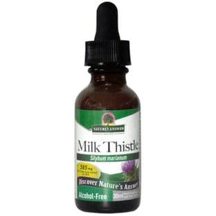 Nature's Answer Milk Thistle Seed AF - 30ml